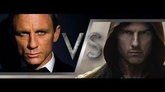 James Bond vs Ethan Hunt TRAILER 2017 (HUNT FOR BOND) by Angus Cook