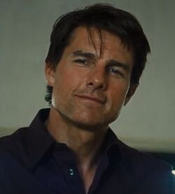 Ethan Hunt Rogue Nation
