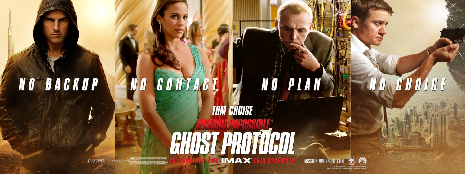 Ghost Protocol Review Mission Impossible Fandom Powered By Wikia