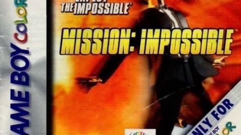 Mission Impossible (GBC) (No alarms - No kills)