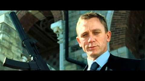 James Bond vs. Mission Impossible Part 2 Trailer