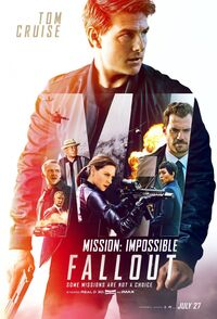 Mission Impossible Fallout poster 3