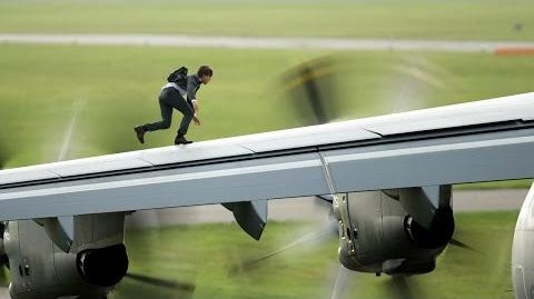 Mission Impossible Rogue Nation - Stunt