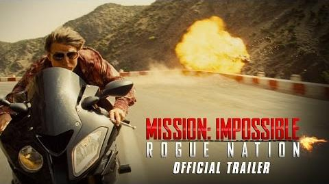 Mission Impossible Rogue Nation Trailer 2