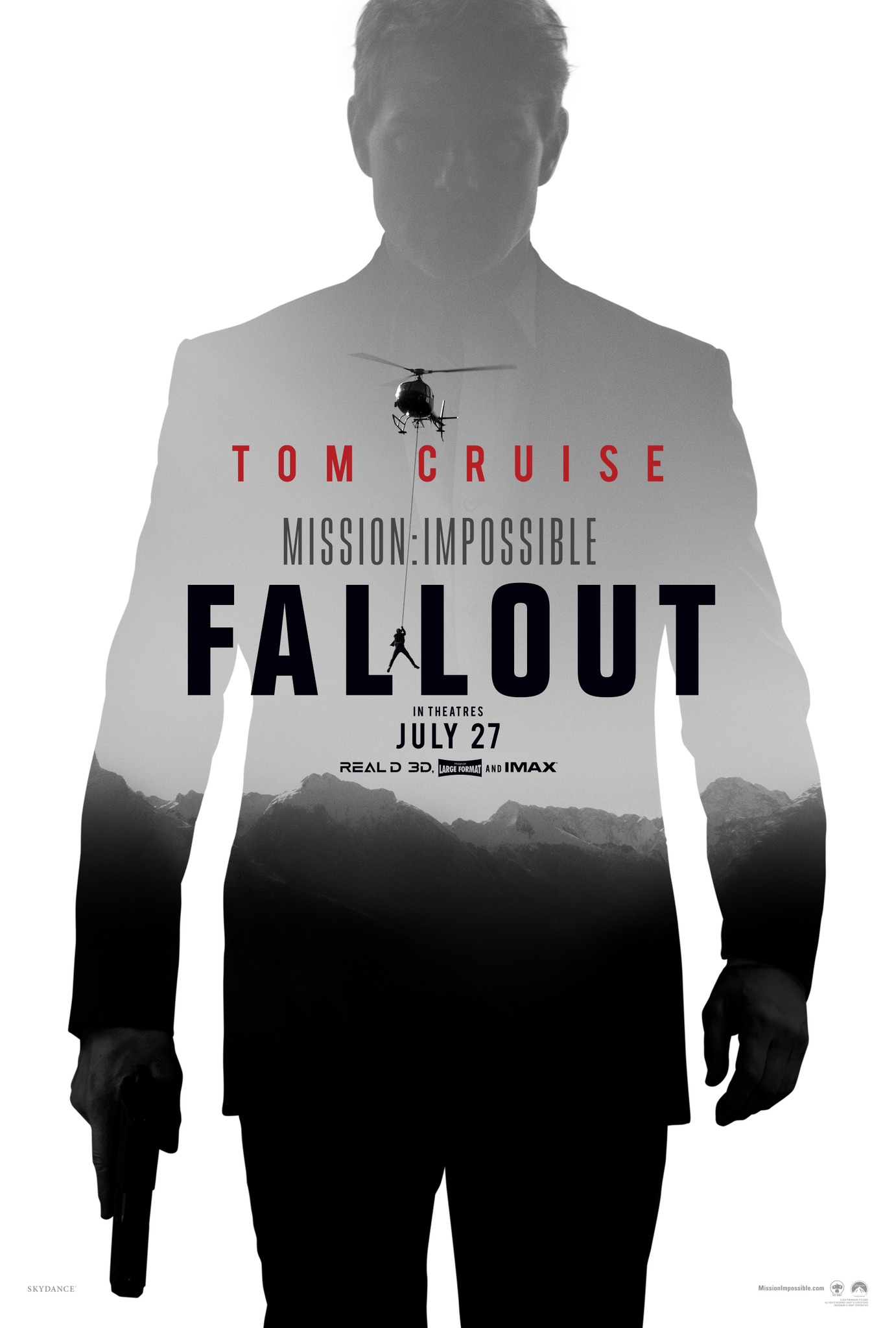 Image result for mission impossible fall out poster