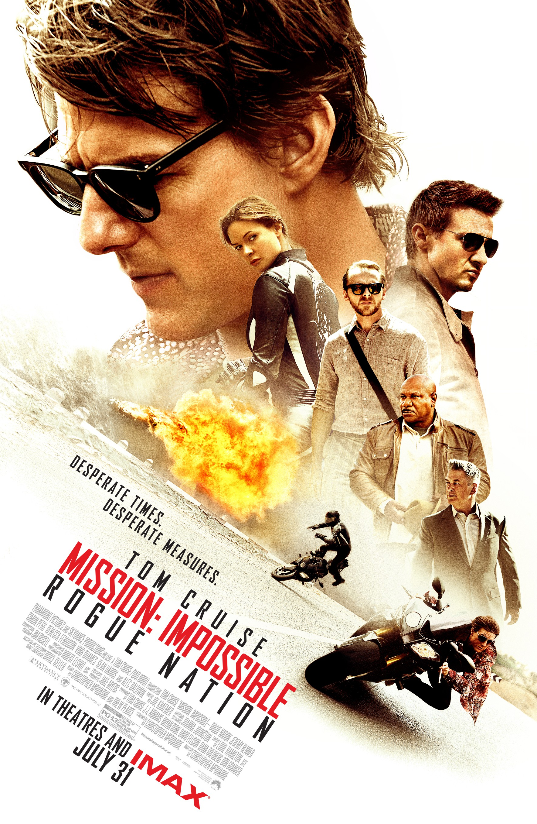 Mission: Impossible – Rogue Nation | Mission Impossible