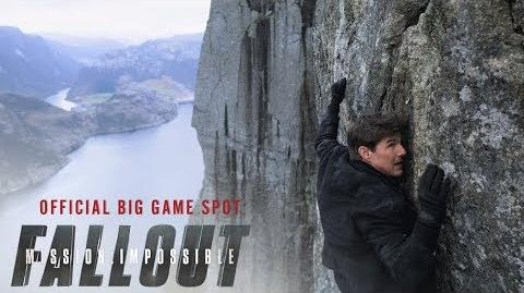 Mission Impossible - Fallout (2018) - Big Game Spot - Paramount Pictures