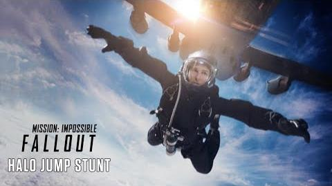 Mission Impossible - Fallout (2018) - HALO Jump Stunt Behind The Scenes - Paramount Pictures