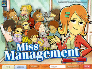 Miss management main