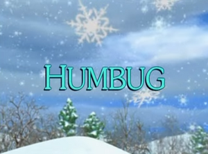 Sunny Patch Humbug