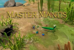 Sunny Patch Master Mantis Title