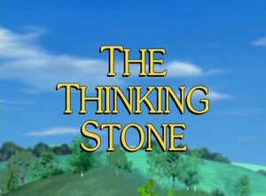 Sunny Patch The Thinking Stone
