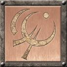 Larasium Symbol Framed