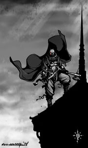 Mistborn Steel Inquisitor by Inkthinker