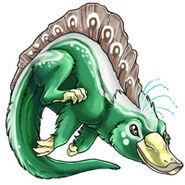 Swamp aetra