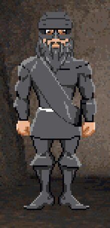 Dwarf Assassin