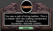 Kilrogleather