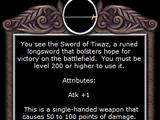 Sword of Tiwaz