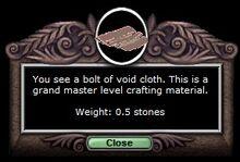 Void Cloth