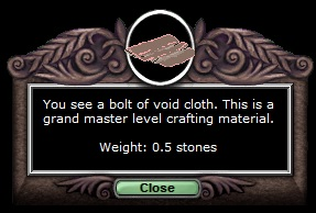 Void Cloth