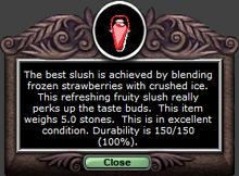 Strawberryslush