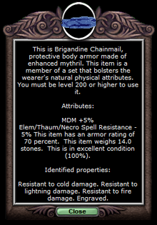 Brig Chainmail