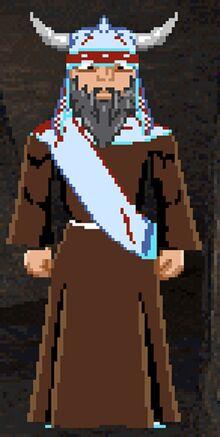 Dwarf Mage