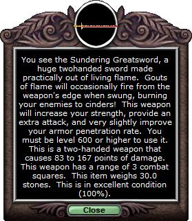 Test 2handsword sunderinggreatsword
