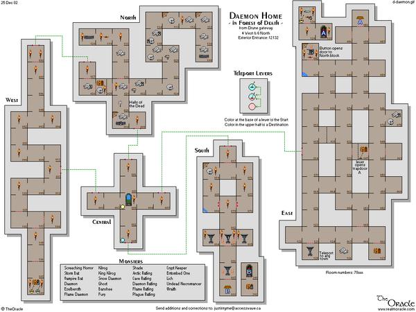 Daemon home