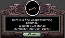 Weaphammer