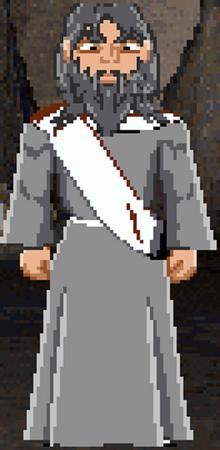 Dwarf Templar