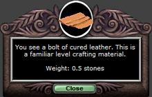 Leatherbolt