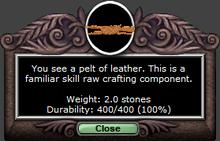 Leatherpelt
