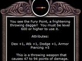 Fury Point