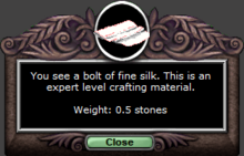 Silkbolt