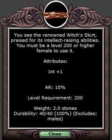 Witchskirt