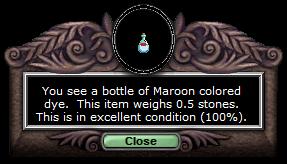 Maroon t