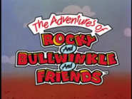 The Adventures of Rocky and Bullwinkle and Friends logo in 1959 again??