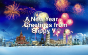 A New Year Greetings from Slippy V title card (with Panamount notice)