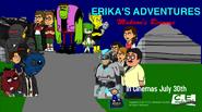 Erika's Adventures - Makron's Revenge UK poster