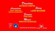Slippy V's Christmas opening credits