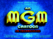 MGM Cartoons logo