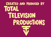 Total Television Productions logo