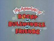 Rocky and Bullwinkle intro