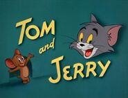 Tom and Jerry Logo