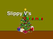 Slippy V's Christmas title card