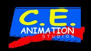 C.E. Animation Studios Logo