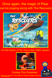 Tin Toy The Return poster