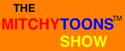 The MitchyToons Show logo