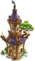 Wizard-tower